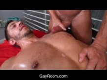 Gay Room Lower Lower Back Massage