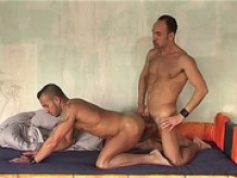 Sexy Spanish Guys Fucking Bareback