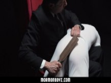 MormonBoyz- Naked young stud punished for his transgressions
