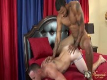 Masquerade Men - Mike Mann & Ty Tucker